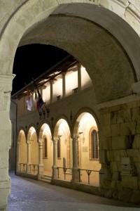 PalazzoFacciataNotte